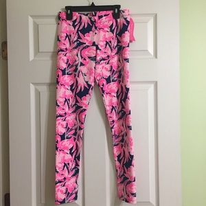 Lilly Pulitzer Girls Maia Leggings